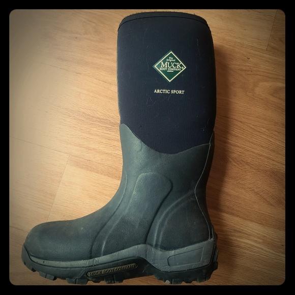 009f295d132c6 Muck Boot Shoes   The Original Company Arctic Sport Boots   Poshmark